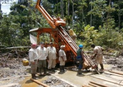Groete Gold Copper Project - Guyana